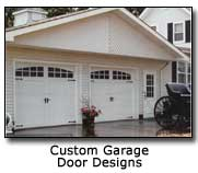 Photo of Custom Garage Doors