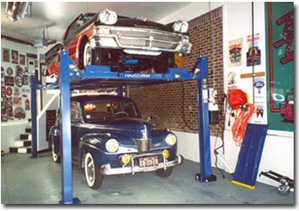 Know More About Car Lifts And Michigan Garage Heater With